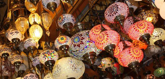 Shoplog: queeste naar de beste oosterse lamp