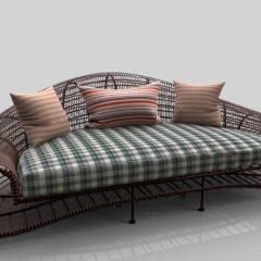 Hoe meet je je sofa om ervoor te zorgen dat het zeker bij je thuis naar binnen kan