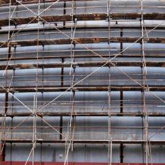 Met flexibele steigerbuis bouw je iedere denkbare constructie