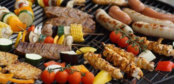 Barbecueën hoort bij de zomer